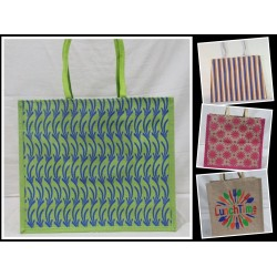 Multipurpose Combo Bags - Shopping Bag, Gift Bag, Utility Bag & Lunch Bag (Set of 4) - CB003