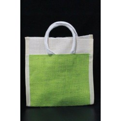 Small Gift Bags / Tambulam Bags for Auspicious Occasions / Navarathri - Random Colour Adjustable Velcro Bag (9.5 X 5 X 10 inches)